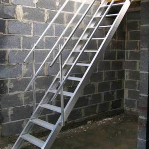 Temporary Staircase Hire £60 Per Week