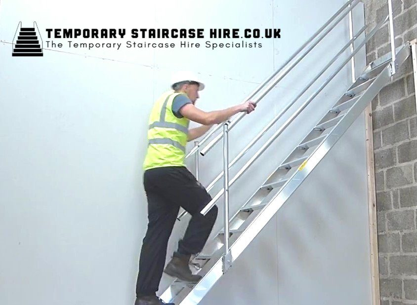 Buy Temporary Staircase