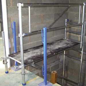 Stairwell Scaffold Hire